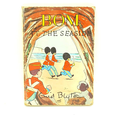 BOM at the Seaside by Enid Blyton 1961 Country Huose Library