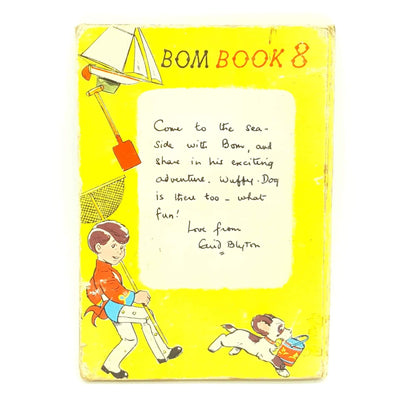 BOM at the Seaside by Enid Blyton 1961