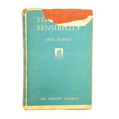 Sense and Sensibility by Jane Austen - Nelson Classics Country House Library
