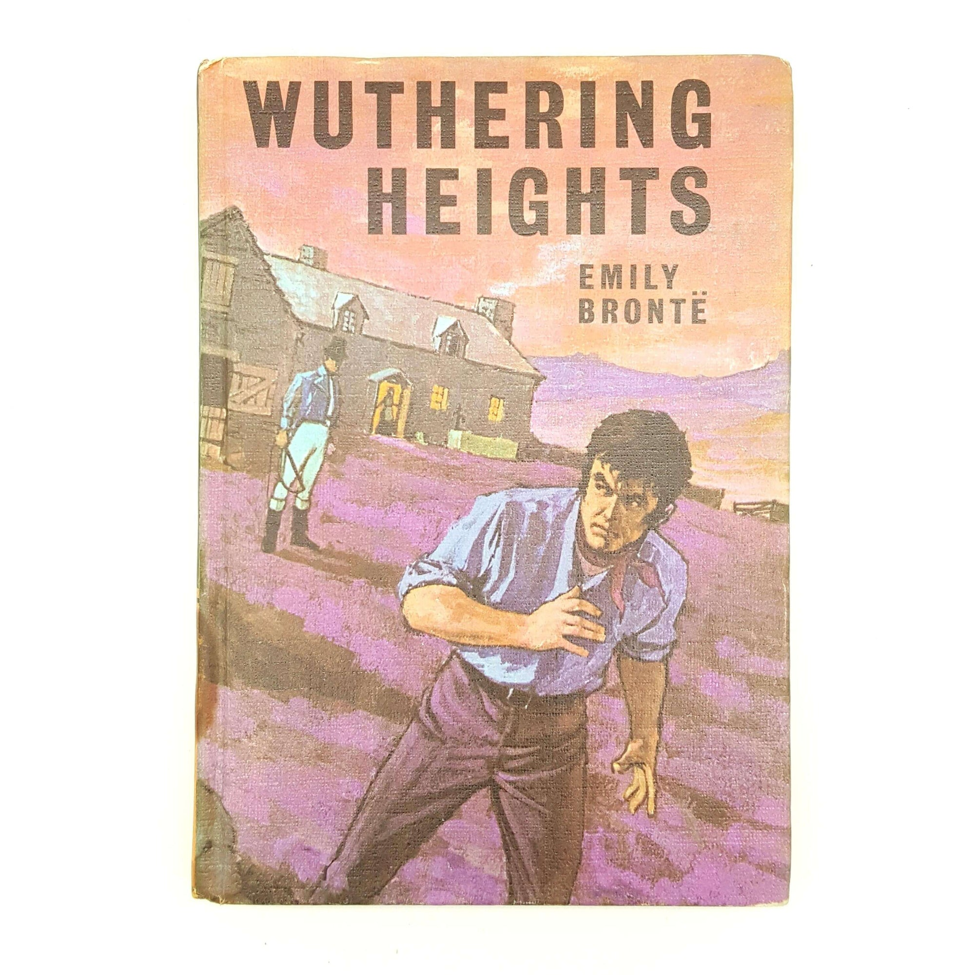 Wuthering Heights by Emily Bronte - Bancroft Books Country House Library