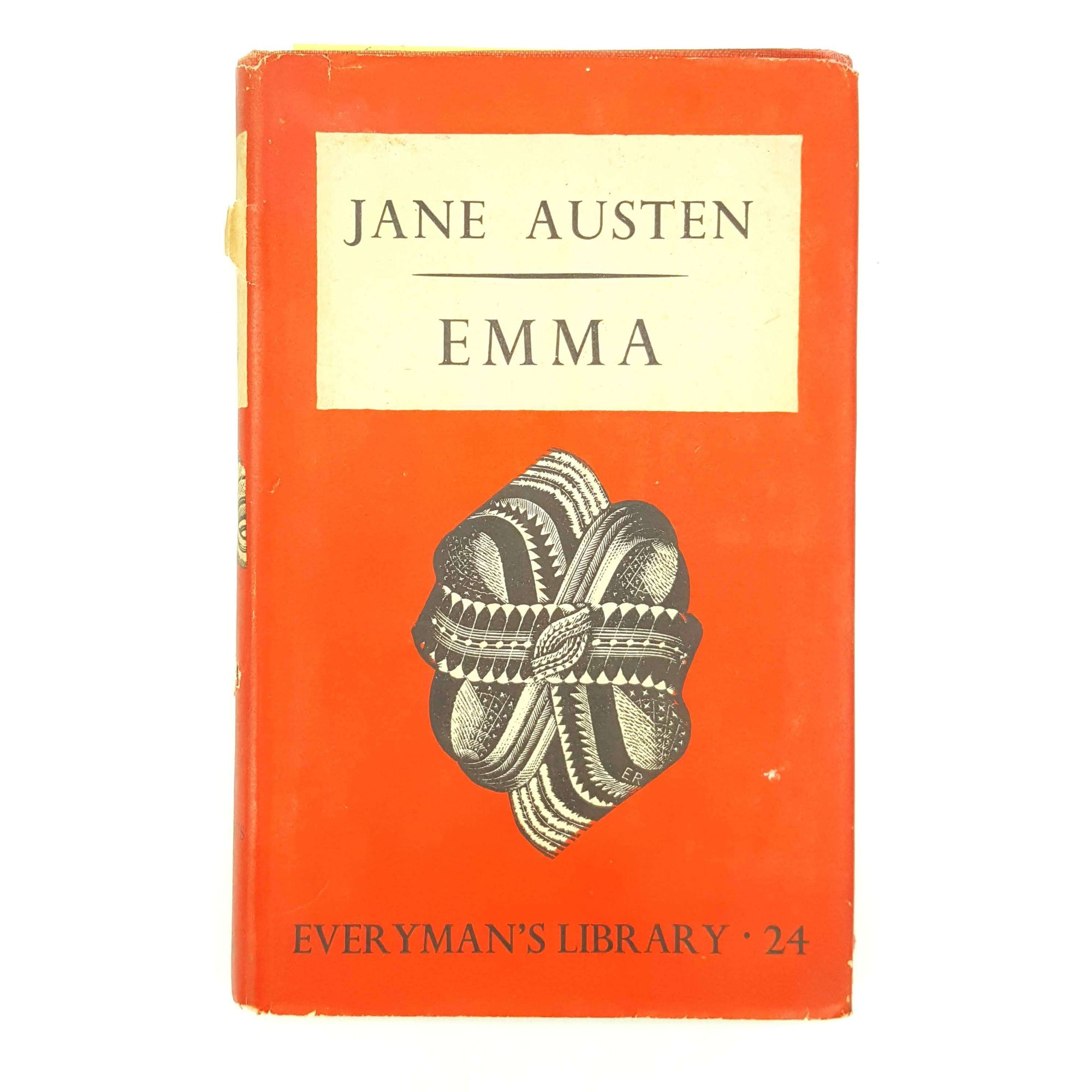 ane Austen's Emma - Everyman Library 1950 Country House Libray