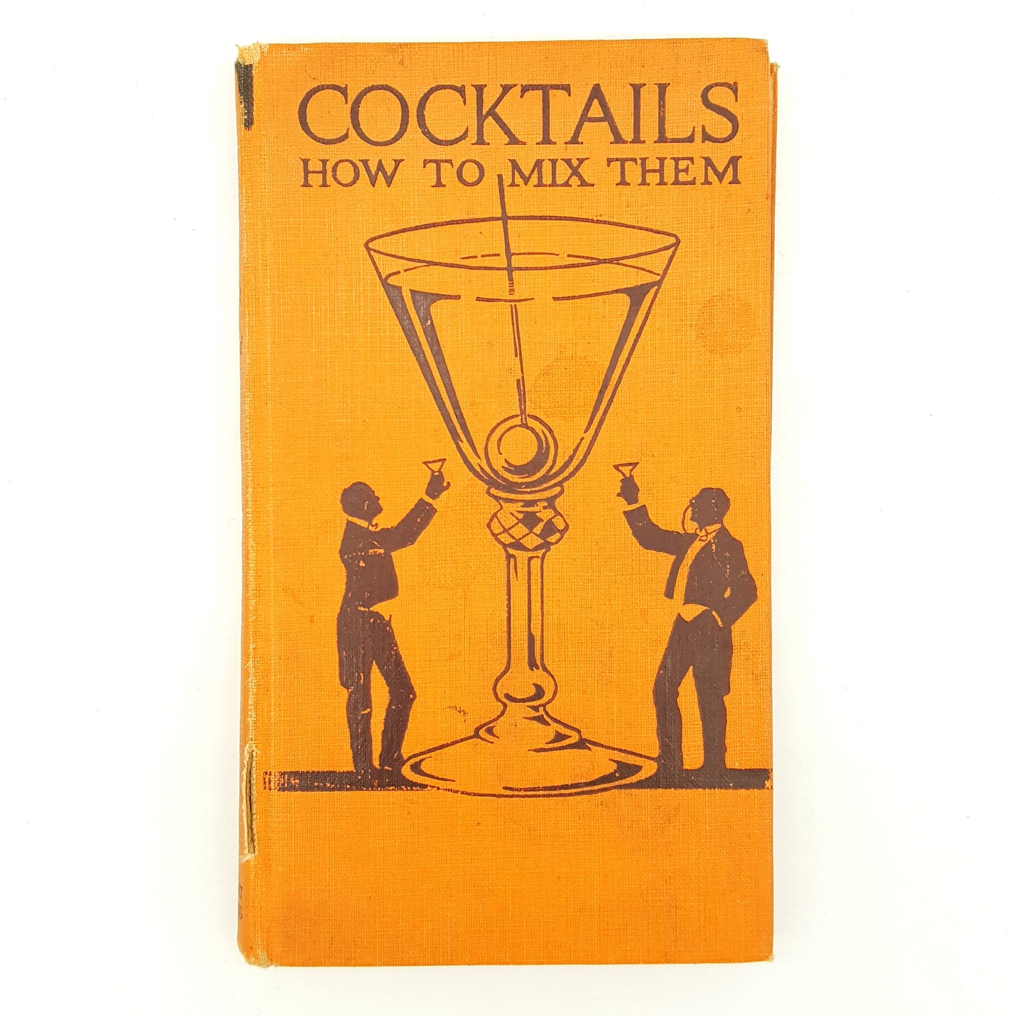 Cocktails: How To Mix Them c.1932 Country House Library