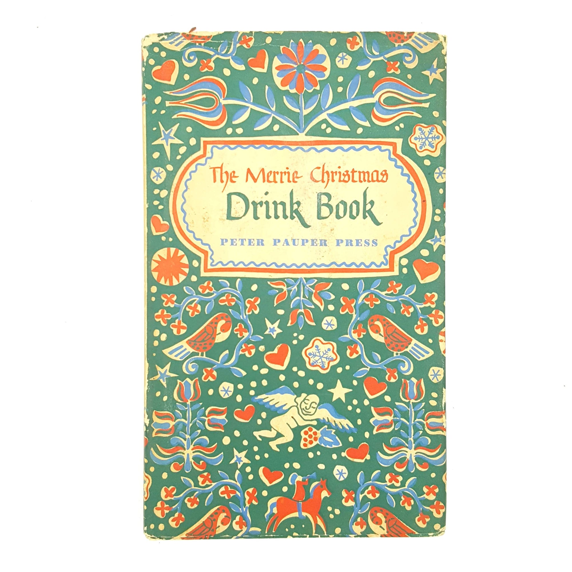The Merrie Christmas Drink Book Country House Library