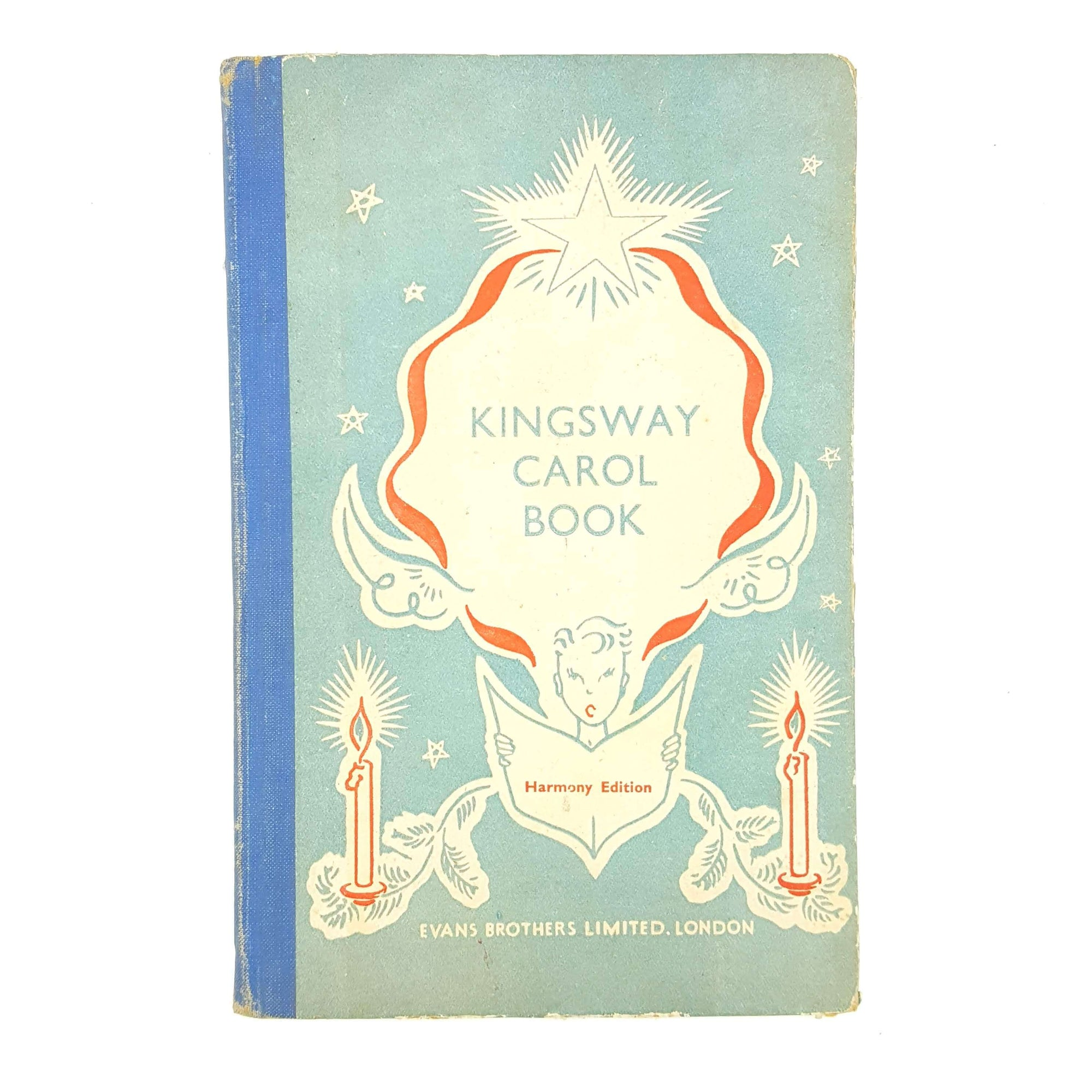 Kingsway Carol Book by Leslie Russell Country House Library