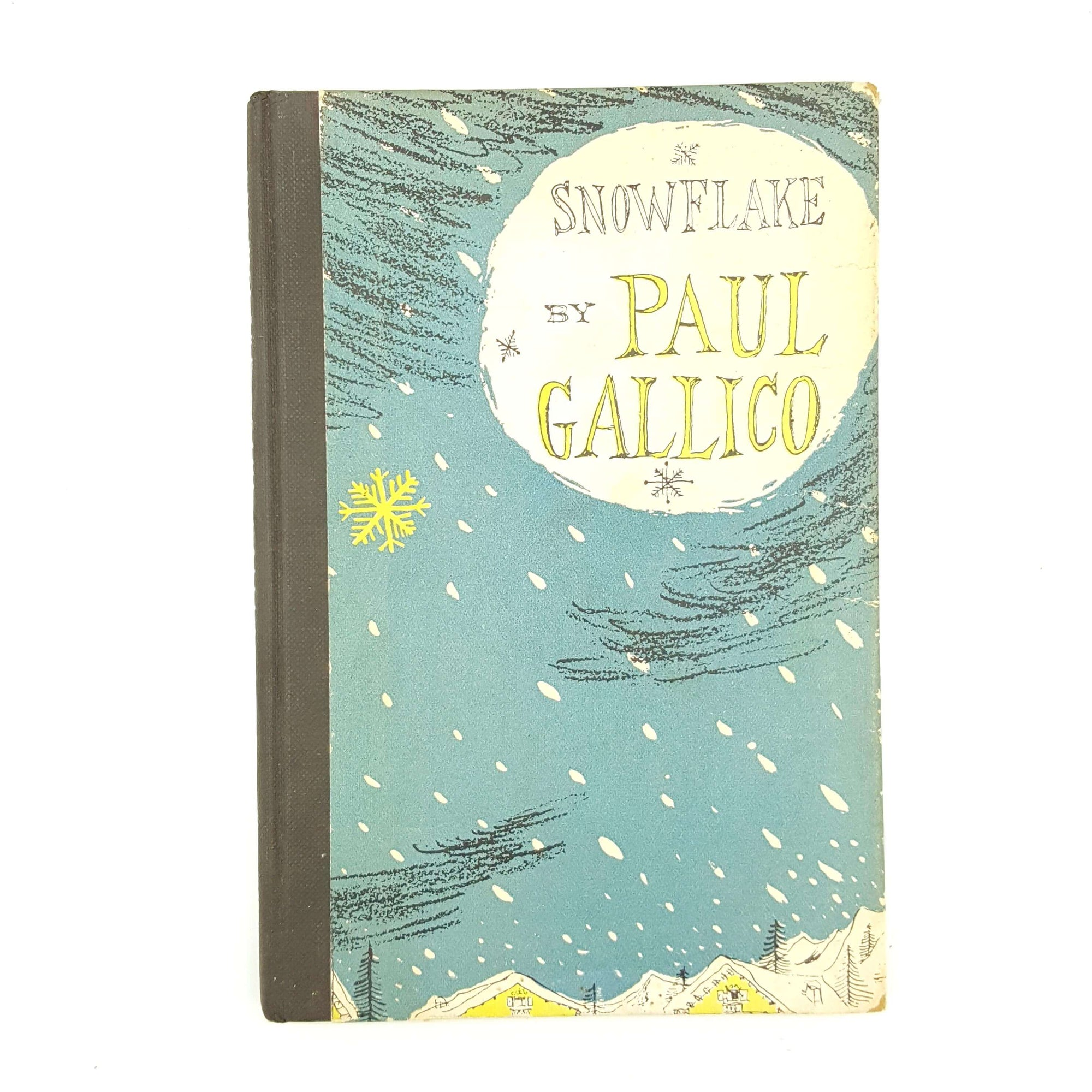 Snowflake by Paul Gallico Country House Library