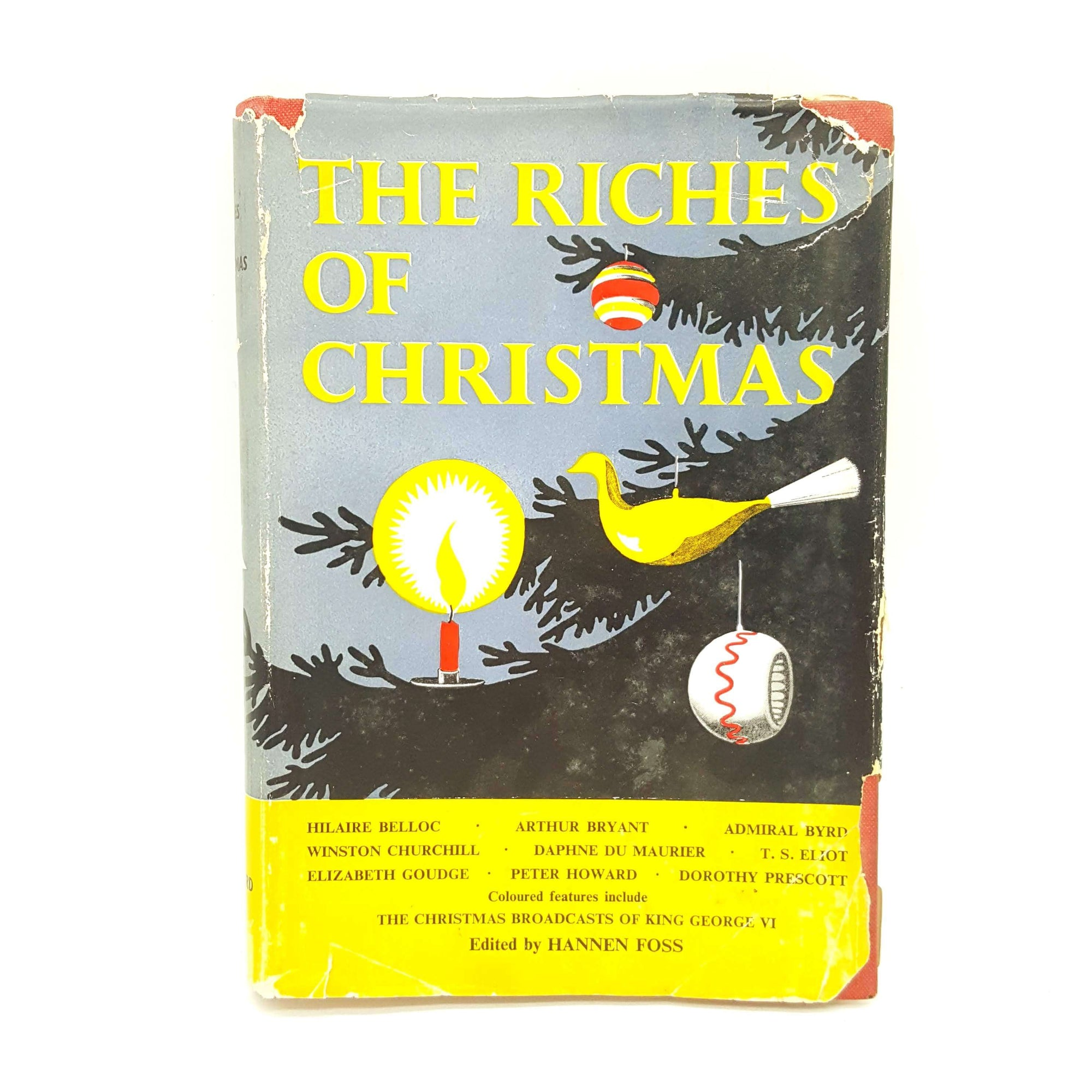 The Riches of Christmas Country House Library