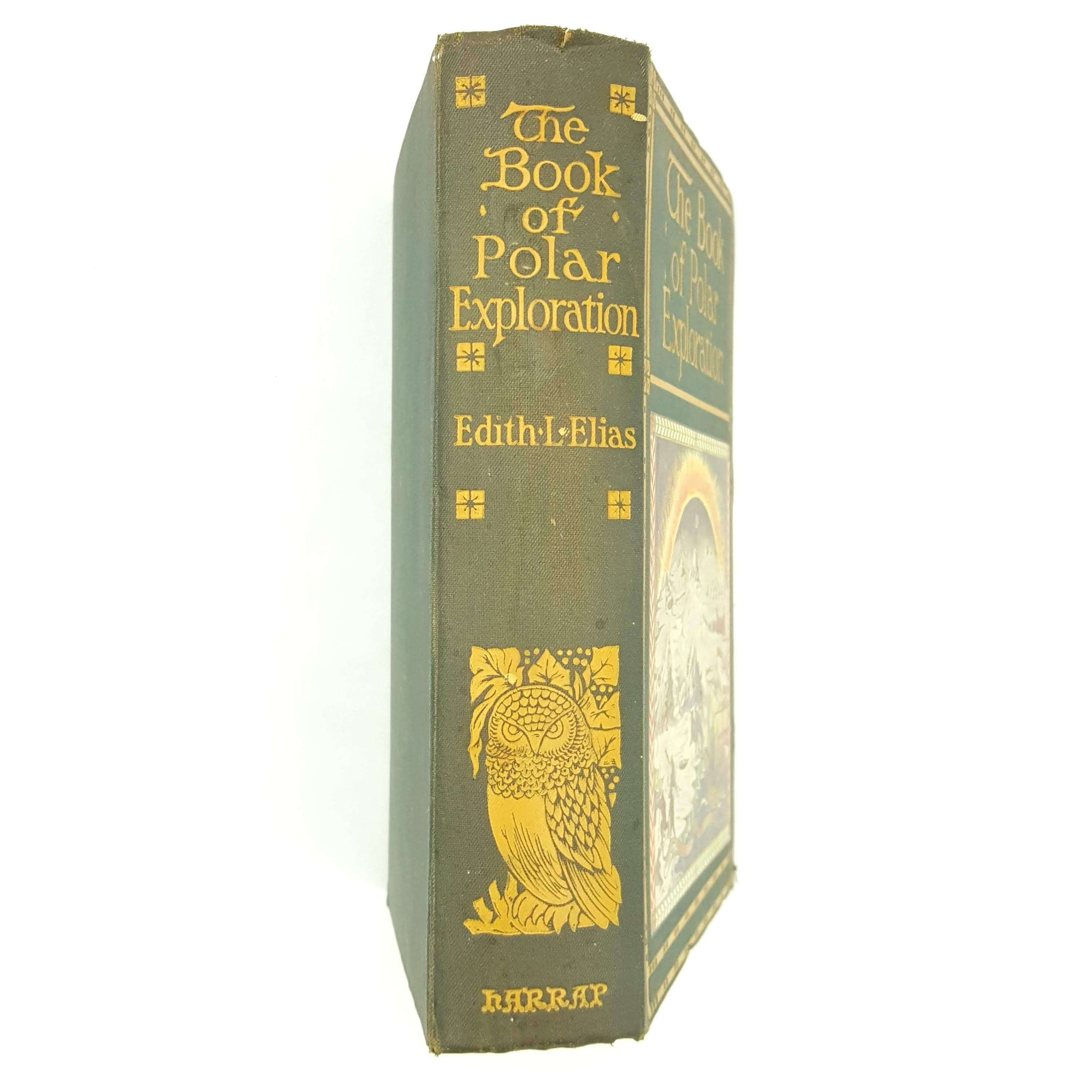 The Book of Polar Exploration by E. L. Elias 1930 Country House Library