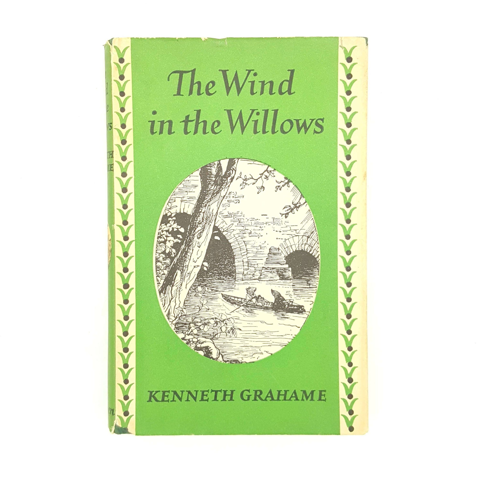 The Wind in the Willows by Kenneth Grahame 1961 Methuen Country House Library