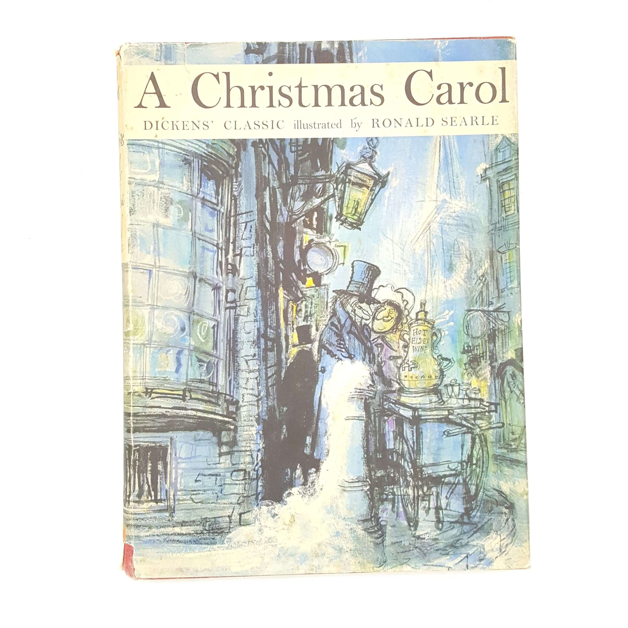 Dickens' A Christmas Carol Country House Library