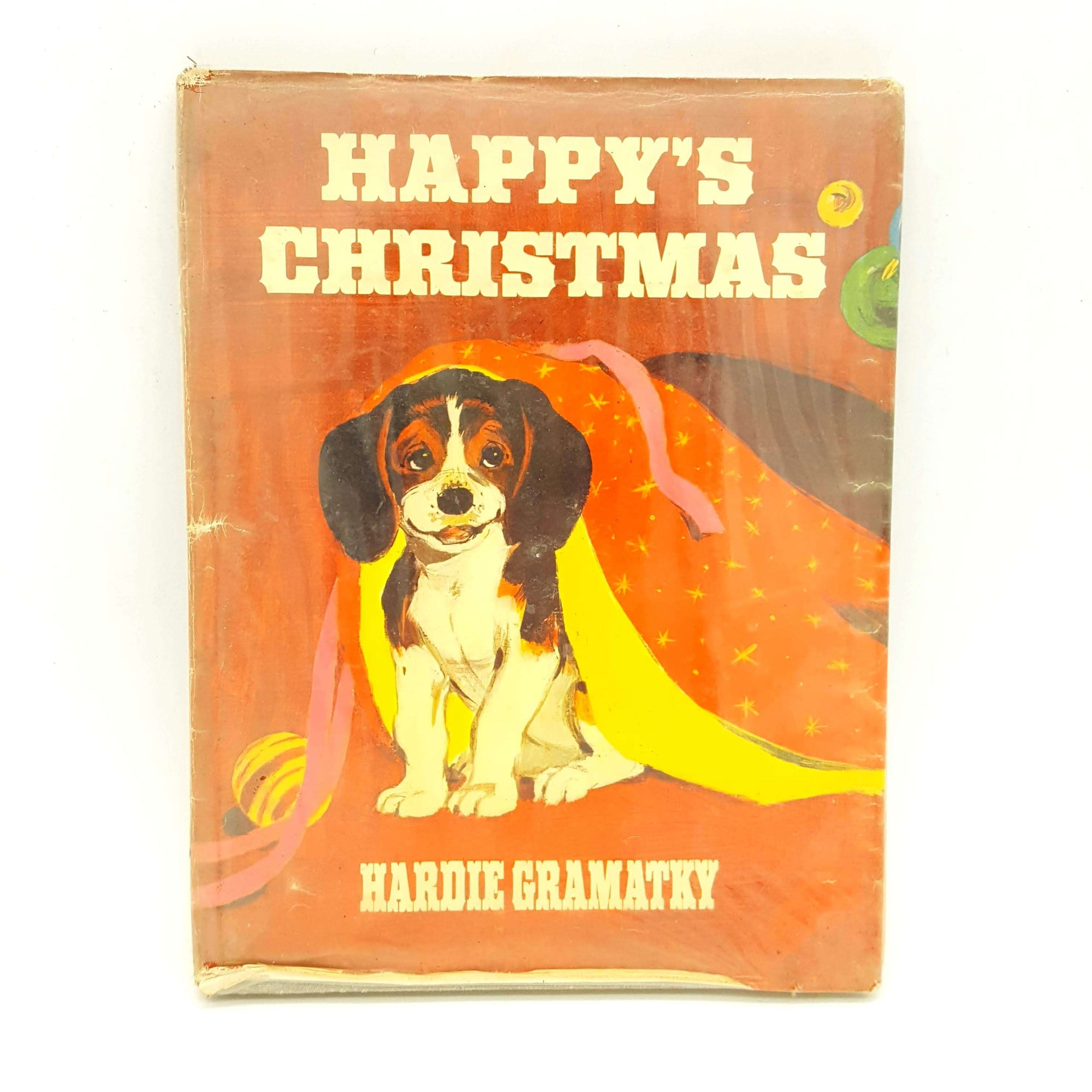Happy's Christmas by Hardie Gramatky 1970 Country House Library