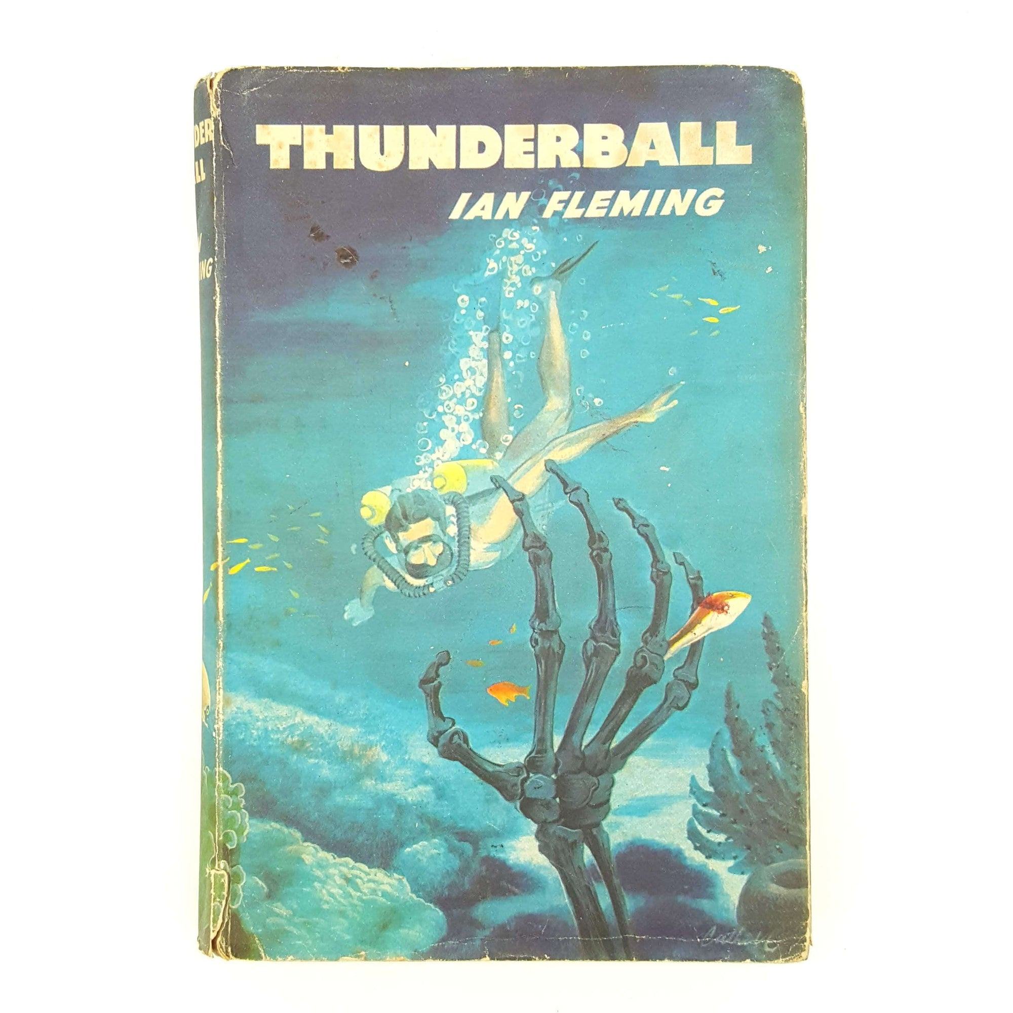 James Bond 007: Thunderball - Book Club Edition Country House Library