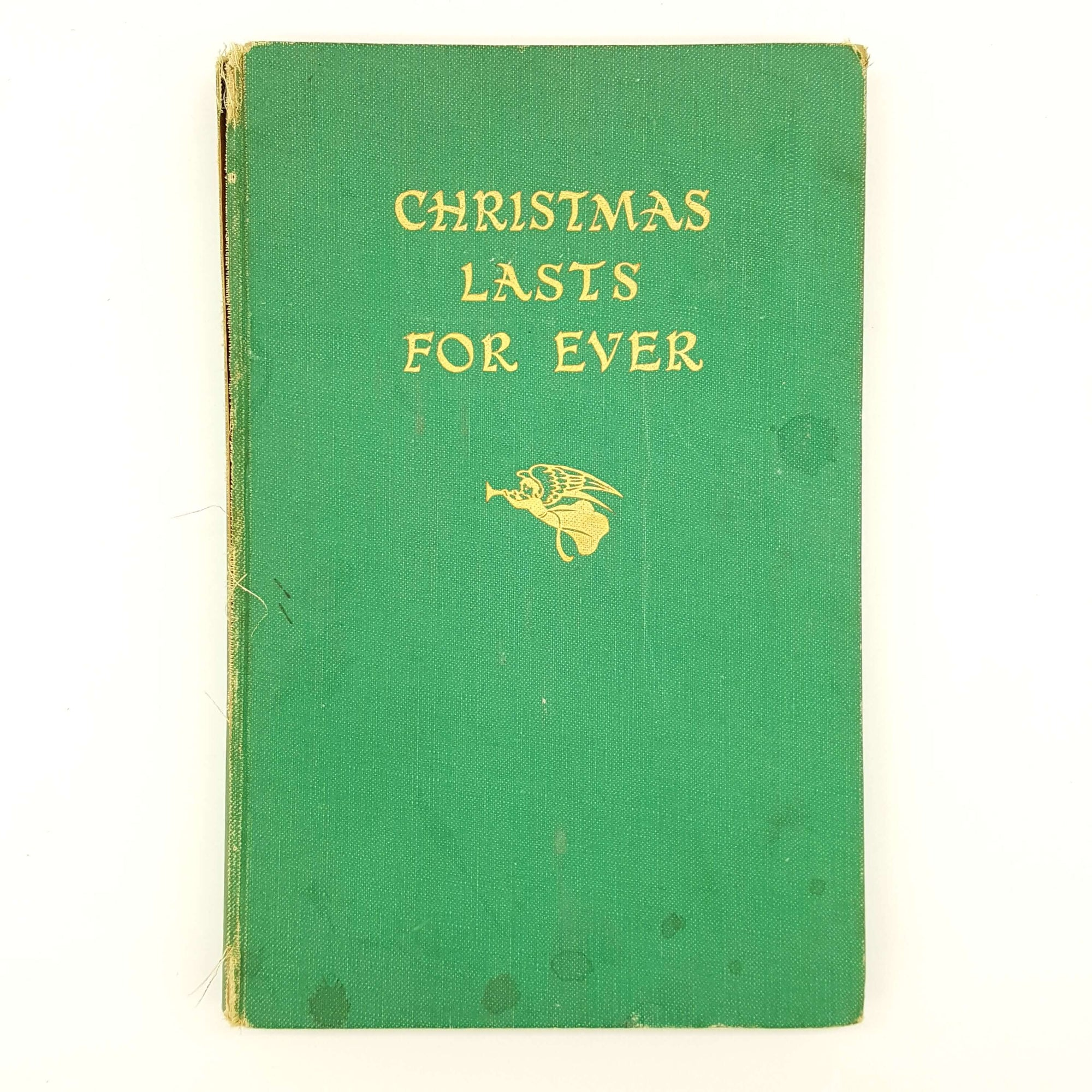 Christmas Lasts For Ever Country House Library
