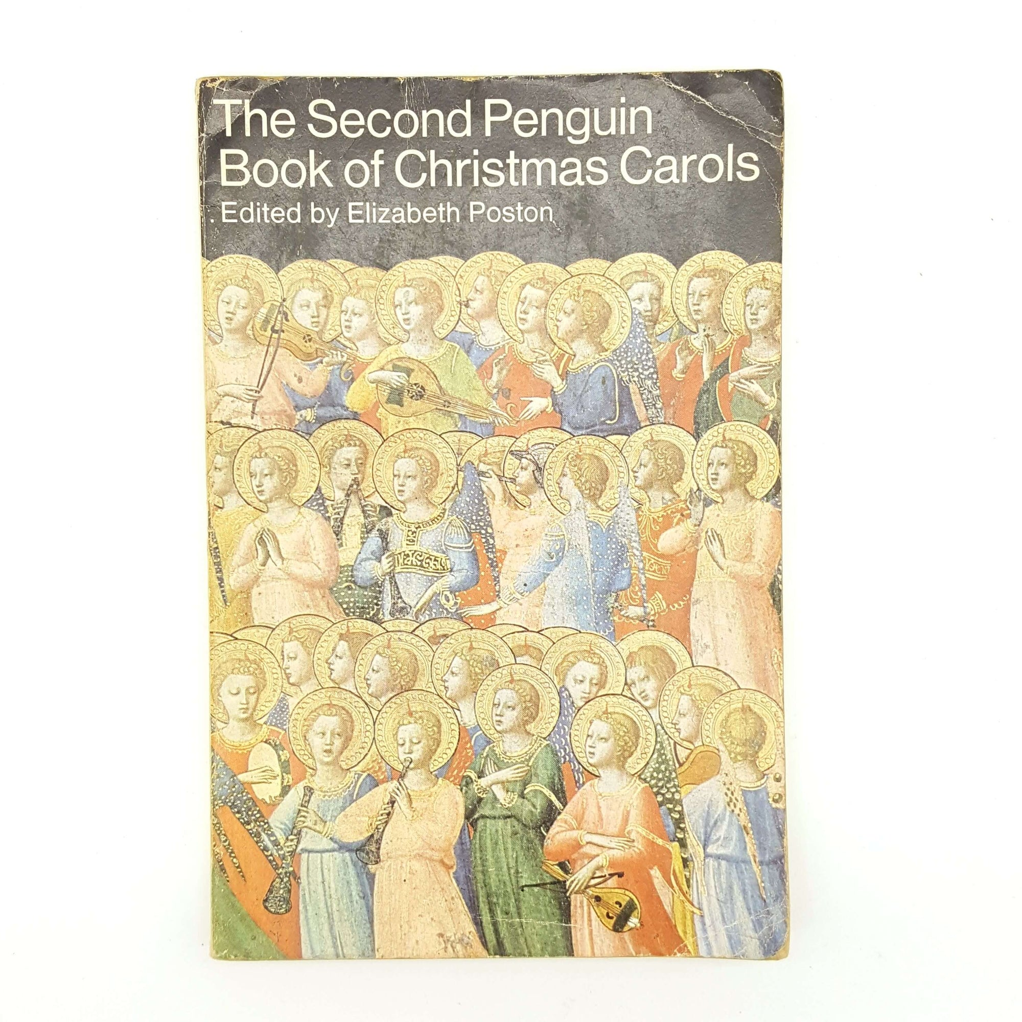 The Second Penguin Book of Christmas Carols Country House Library