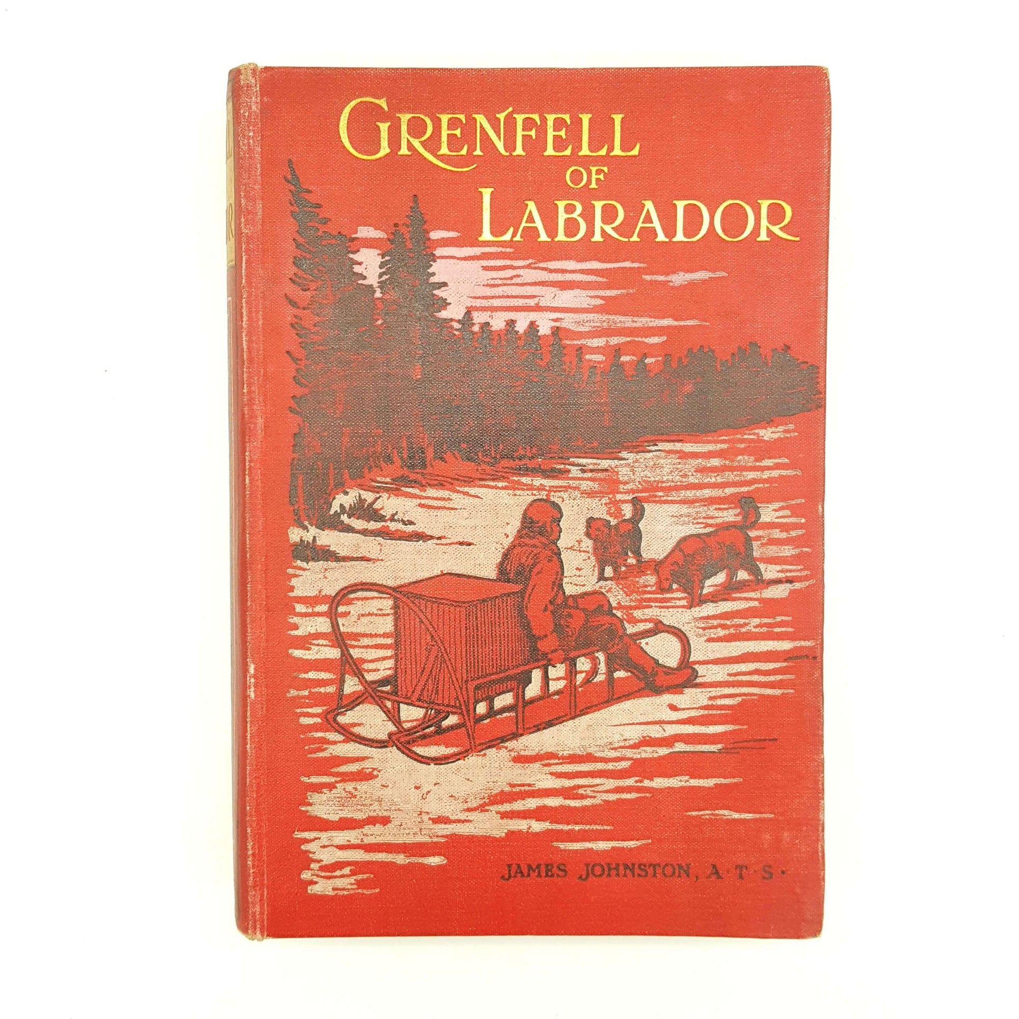 Grenfell of Labrador by James Johnston Country House Library