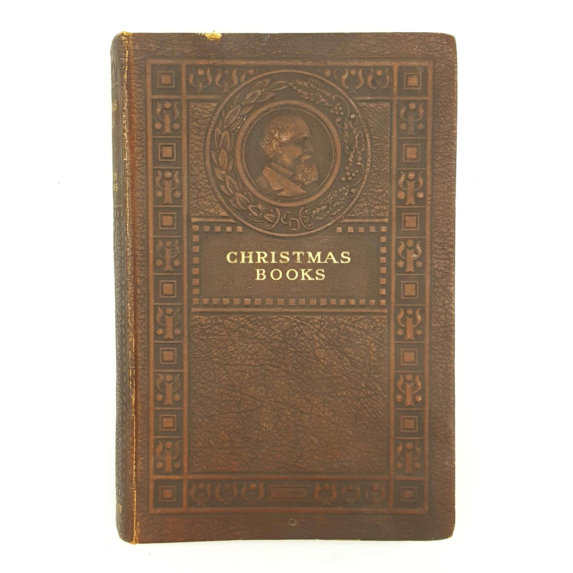 Charles Dickens' Christmas Books Country House Library
