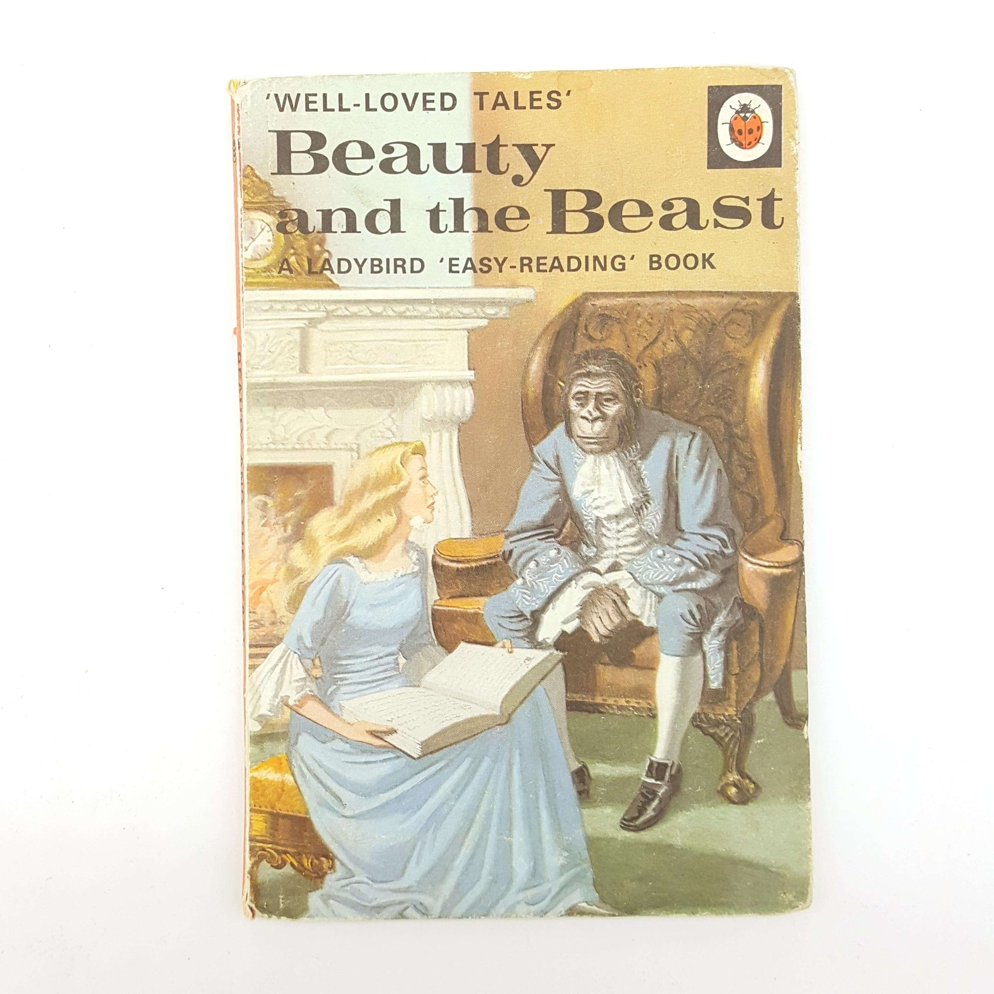 Ladybird 606D - Beauty and the Beast Country House Library