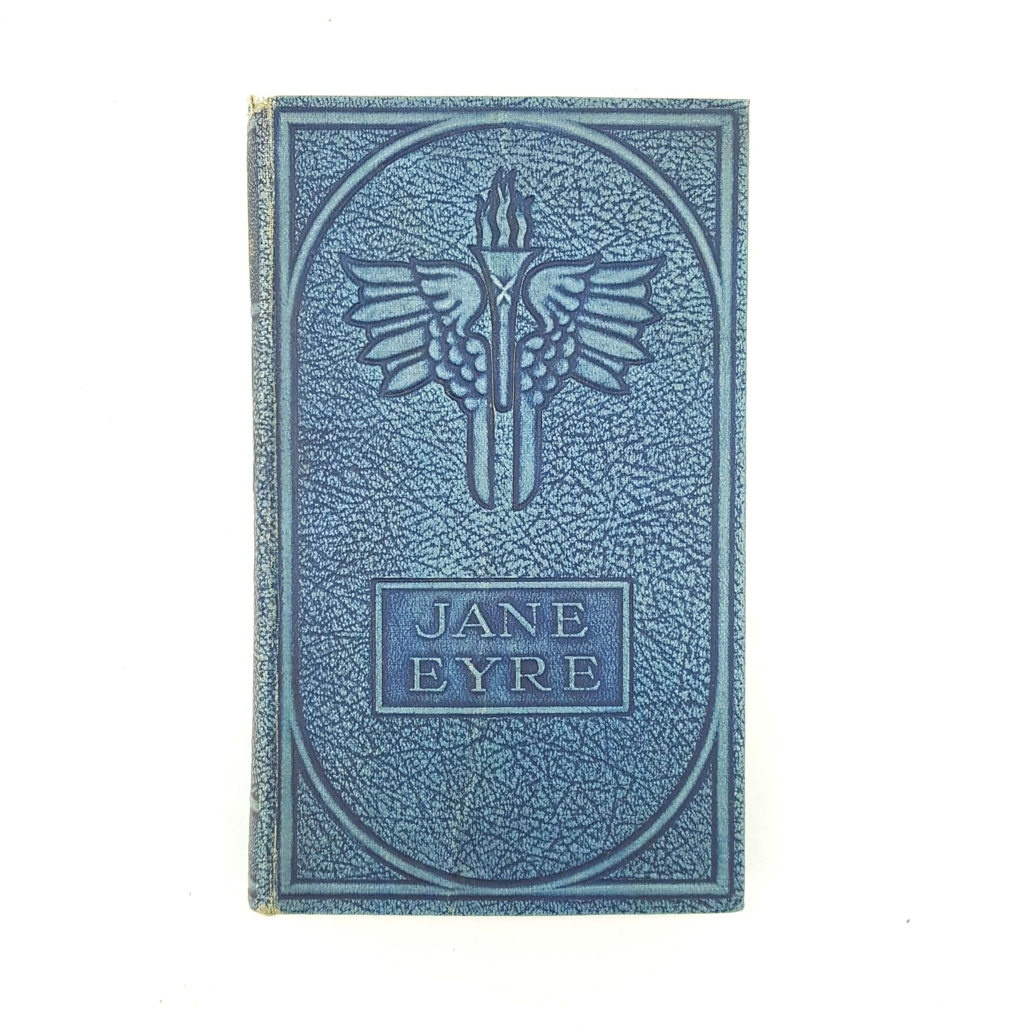 Jane Eyre by Charlotte Brontë - Oxford 1929 Country House Library
