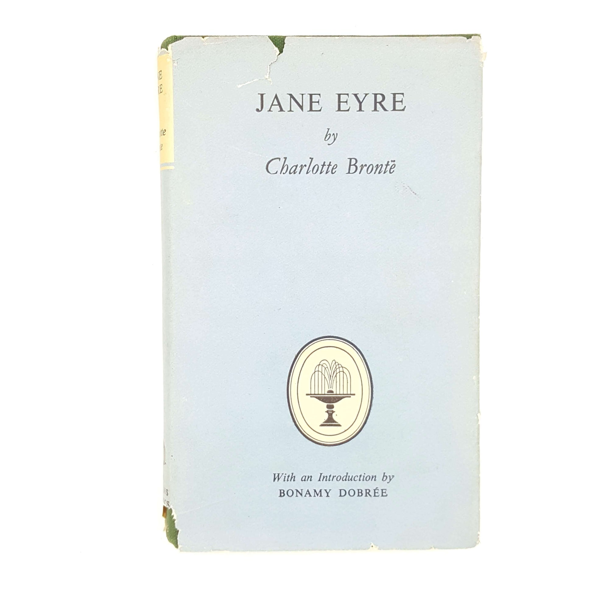 First Edition Charlotte Brontë's Jane Eyre 1953 - Collins Classic Country House Library