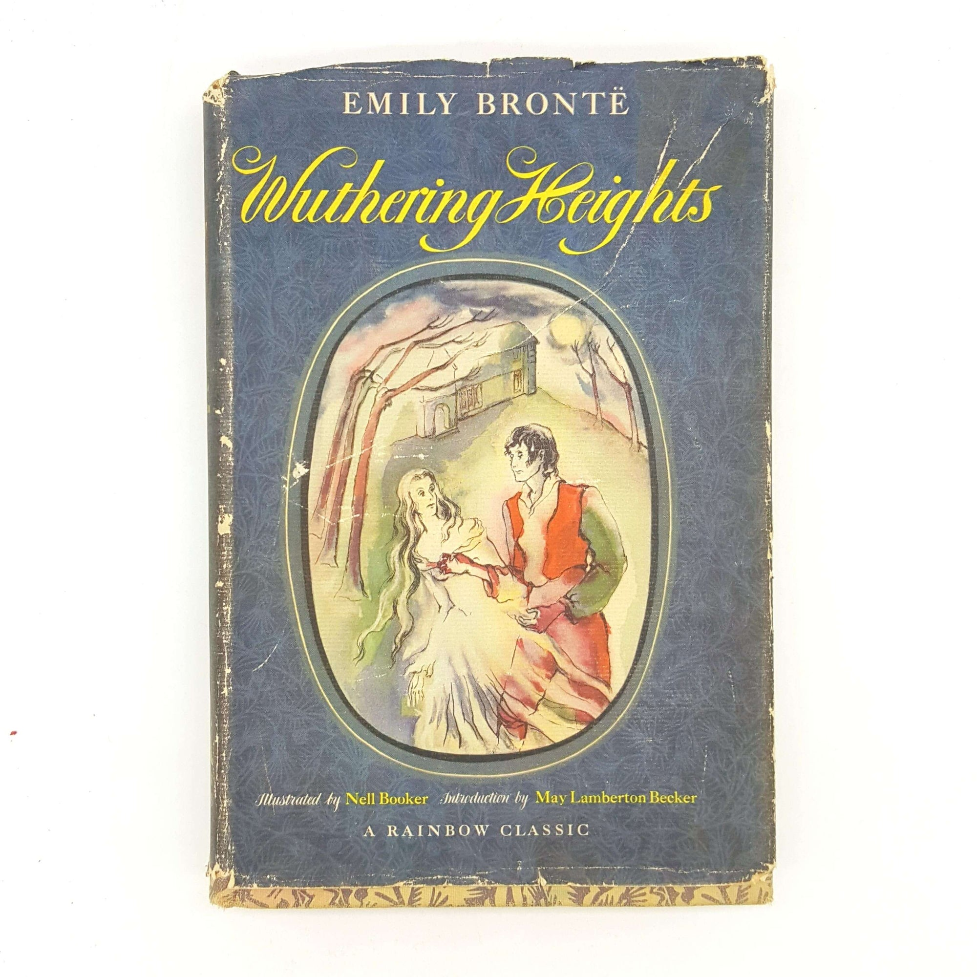 Emily Brontë's Wuthering Heights 1947 - Rainbow Classic Country House Library