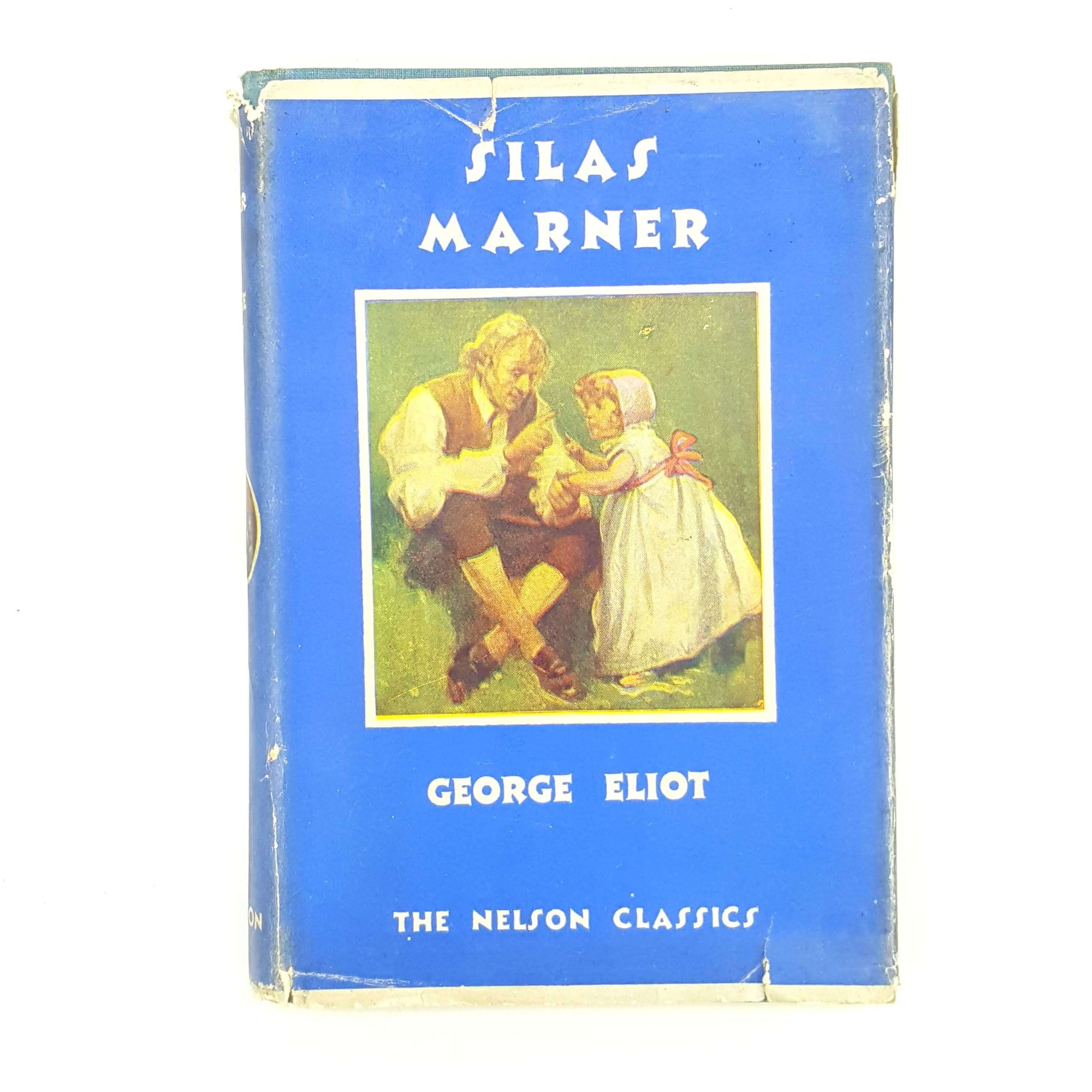George Eliot's Silas Marner - Nelson Classics Country House Library