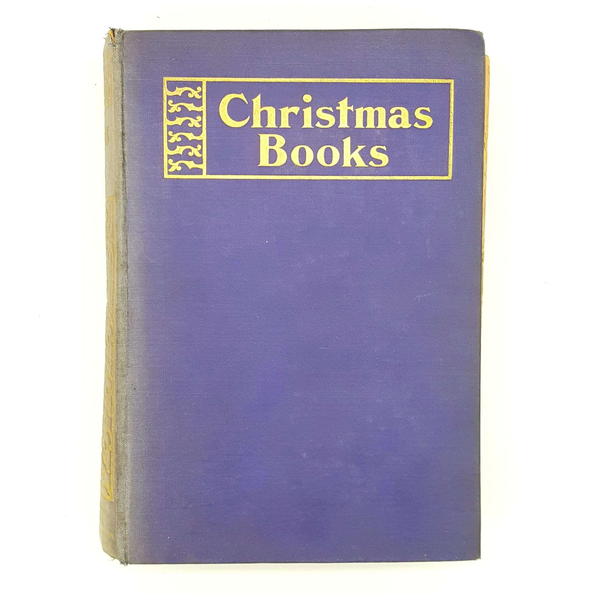 Christmas Books by Charles Dickens - Griffith Farran Browne & Co Ltd Country House Library