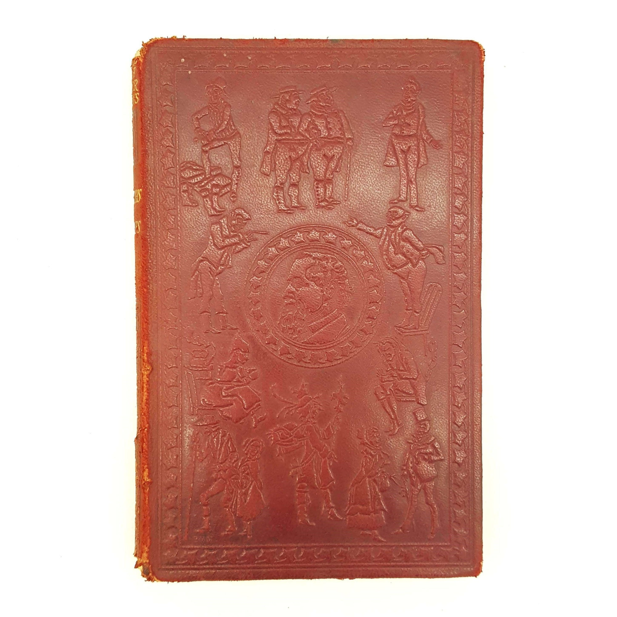 Charles Dickens's Christmas Stories 1910 Country House Library
