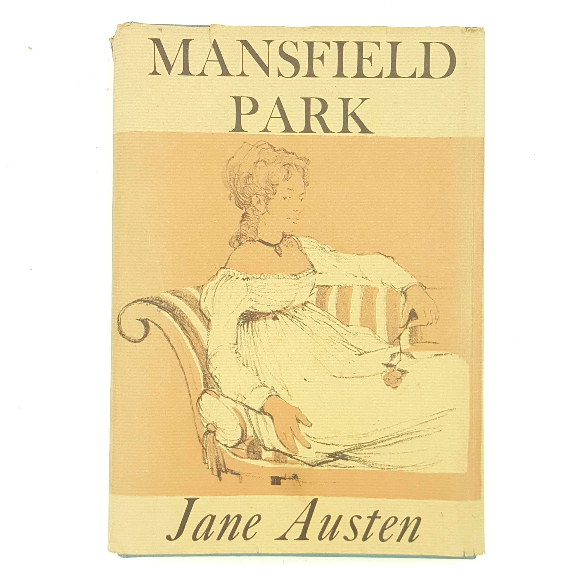 Jane Austen's Mansfield Park Country House Library