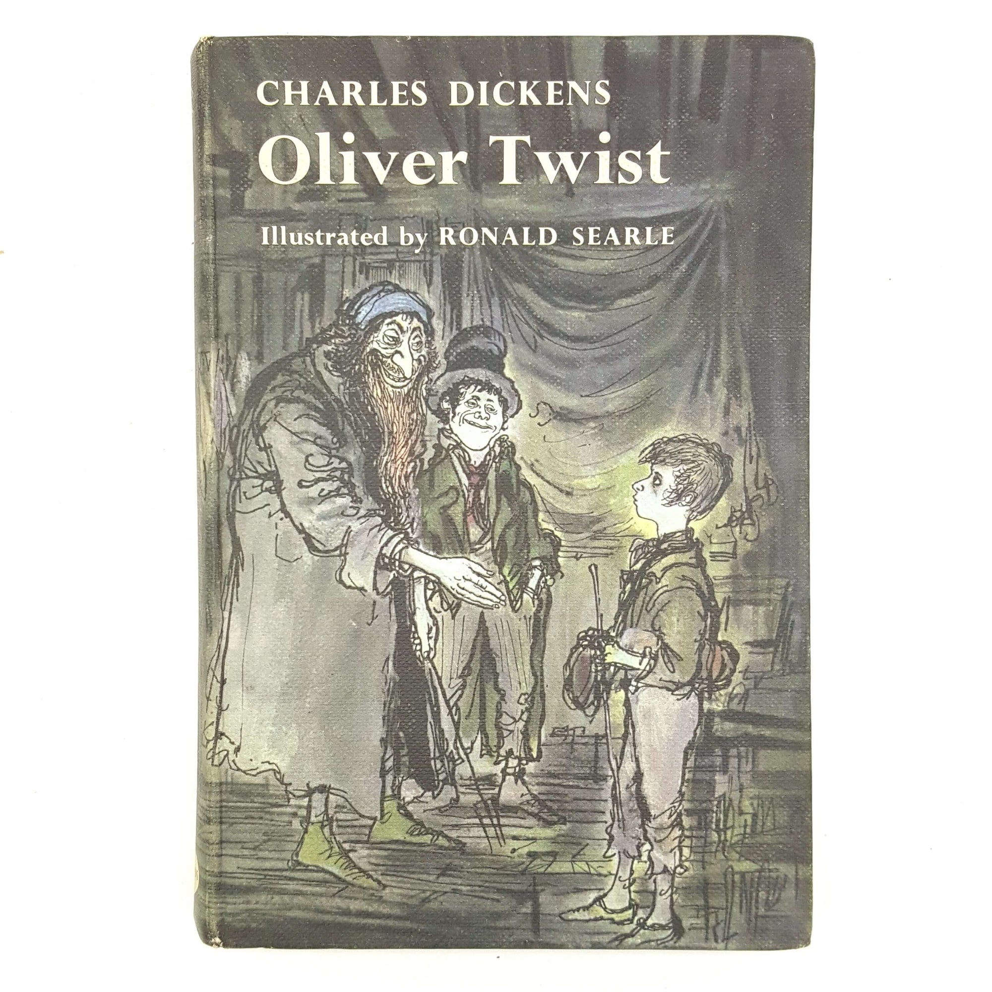 Oliver Twist by Charles Dickens 1962 - Longmans Country House Library
