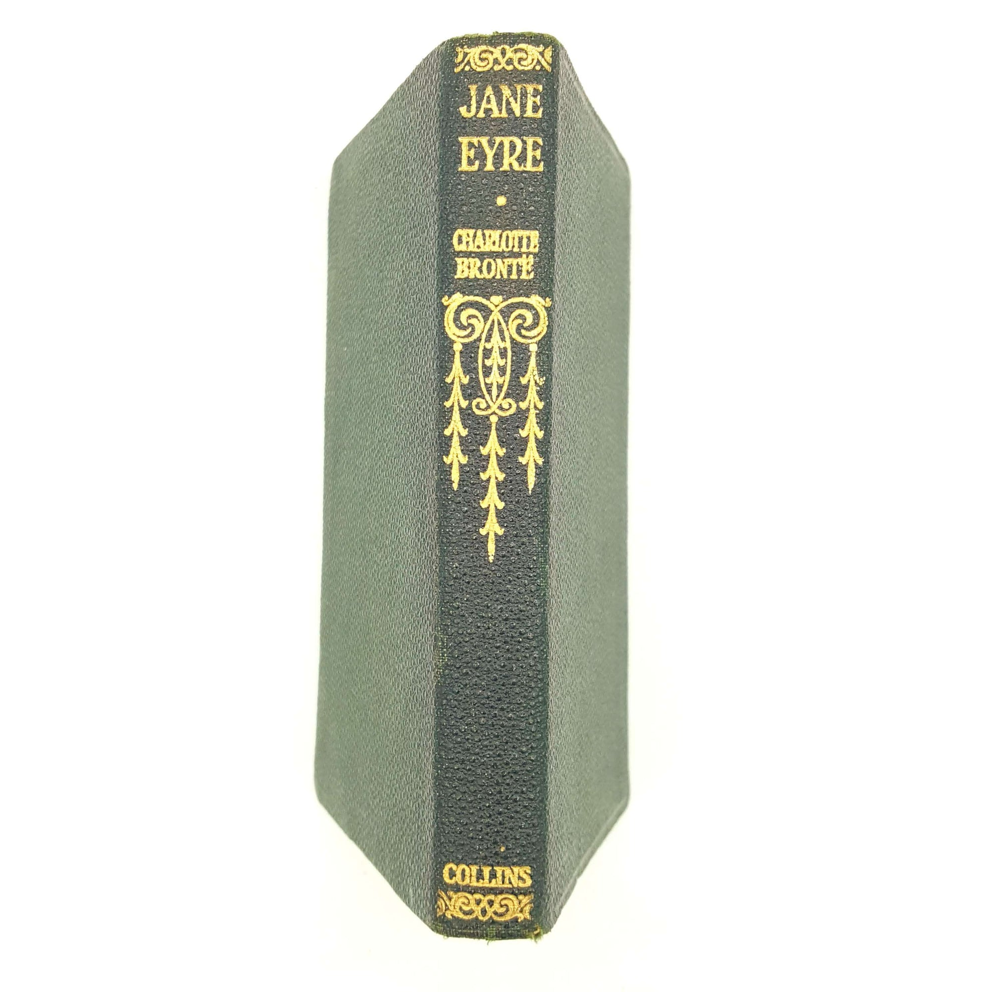 Charlotte Brontë's Jane Eyre c.1940 - Collins Country House Library