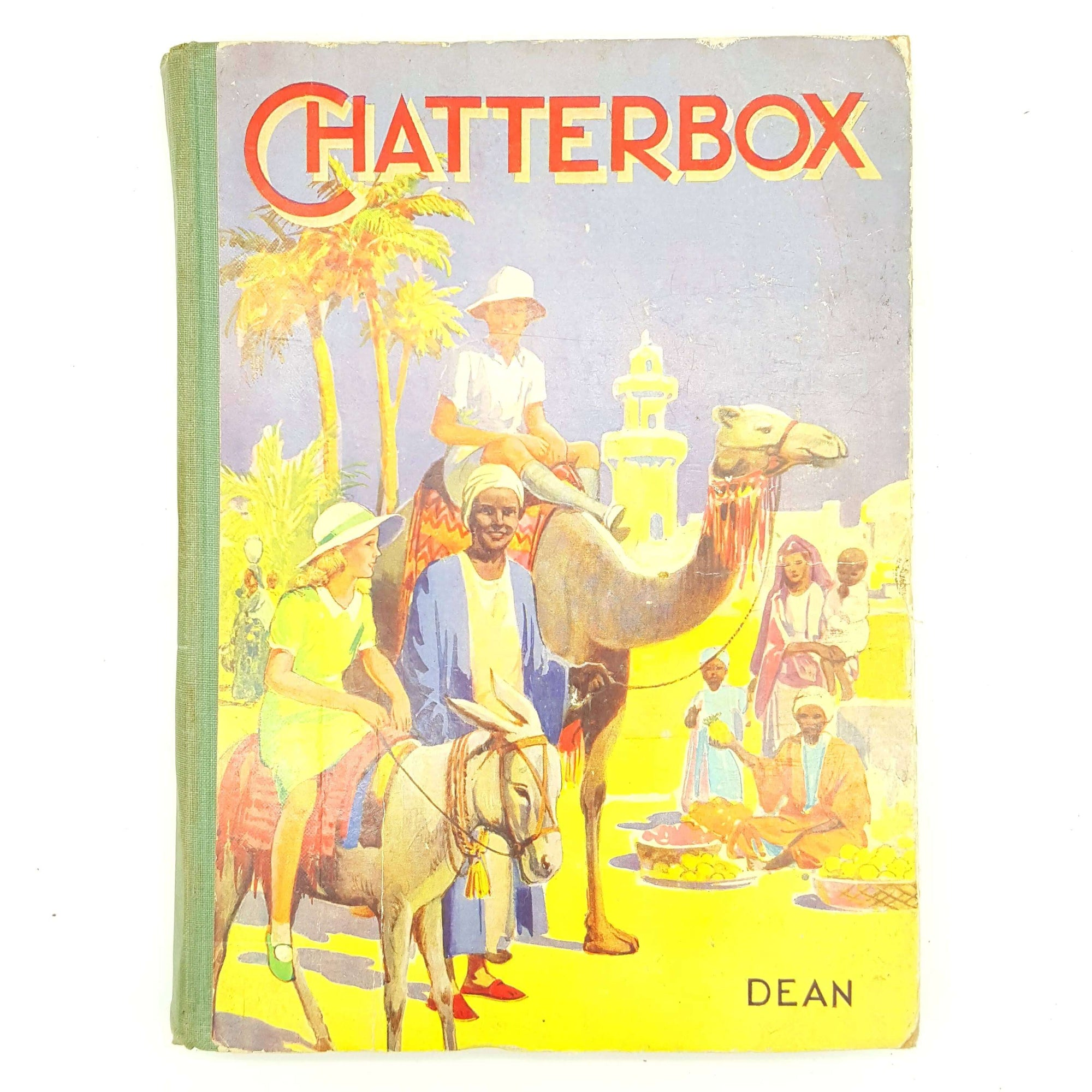 Chatterbox Annual Country House Library
