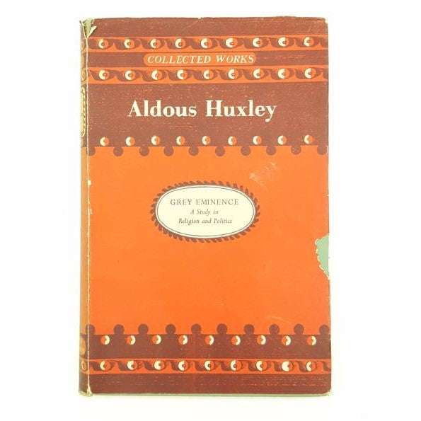Aldous Huxley's Grey Eminence Country House Library