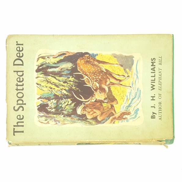 The Spotted Deer by J. H. Williamson 1957 Country House Library