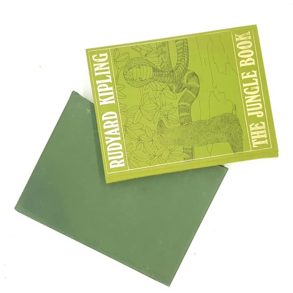 The Jungle Book by Rudyard Kipling 1992 Folio Society Country House Library