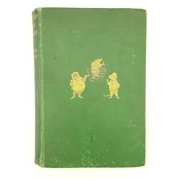 First Edition - Wind in the Willows by Kenneth Grahame 1931 Country House Library