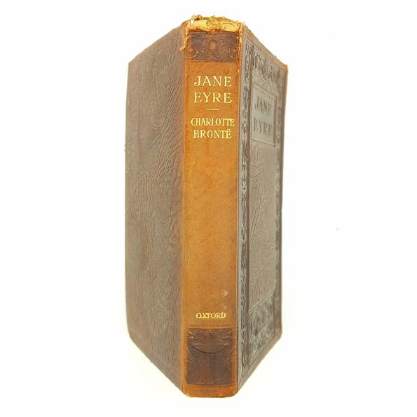 Jane Eyre by Charlotte Brontë 1922 - The World's Classics   Country House Library