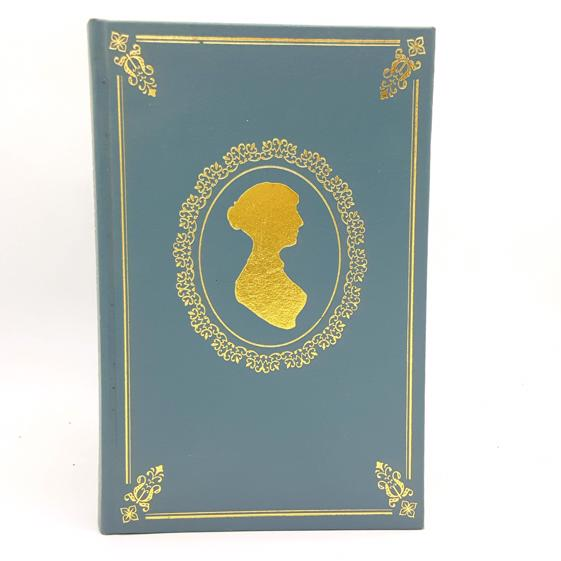 Jane Austen Collection 1996 - Folio Society Counrty House Library