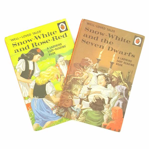Snow White Ladybird Collection 1969 Country House Library