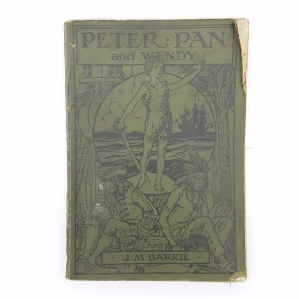 J.M Barrie's Peter Pan and Wendy 1930 - Softback Country House Library
