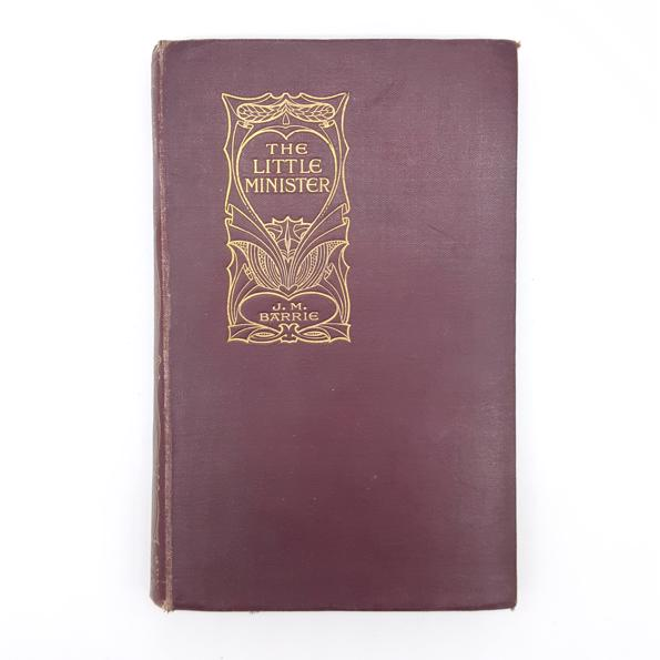 J.M. Barrie's The Little Minister 1905 Country House Library