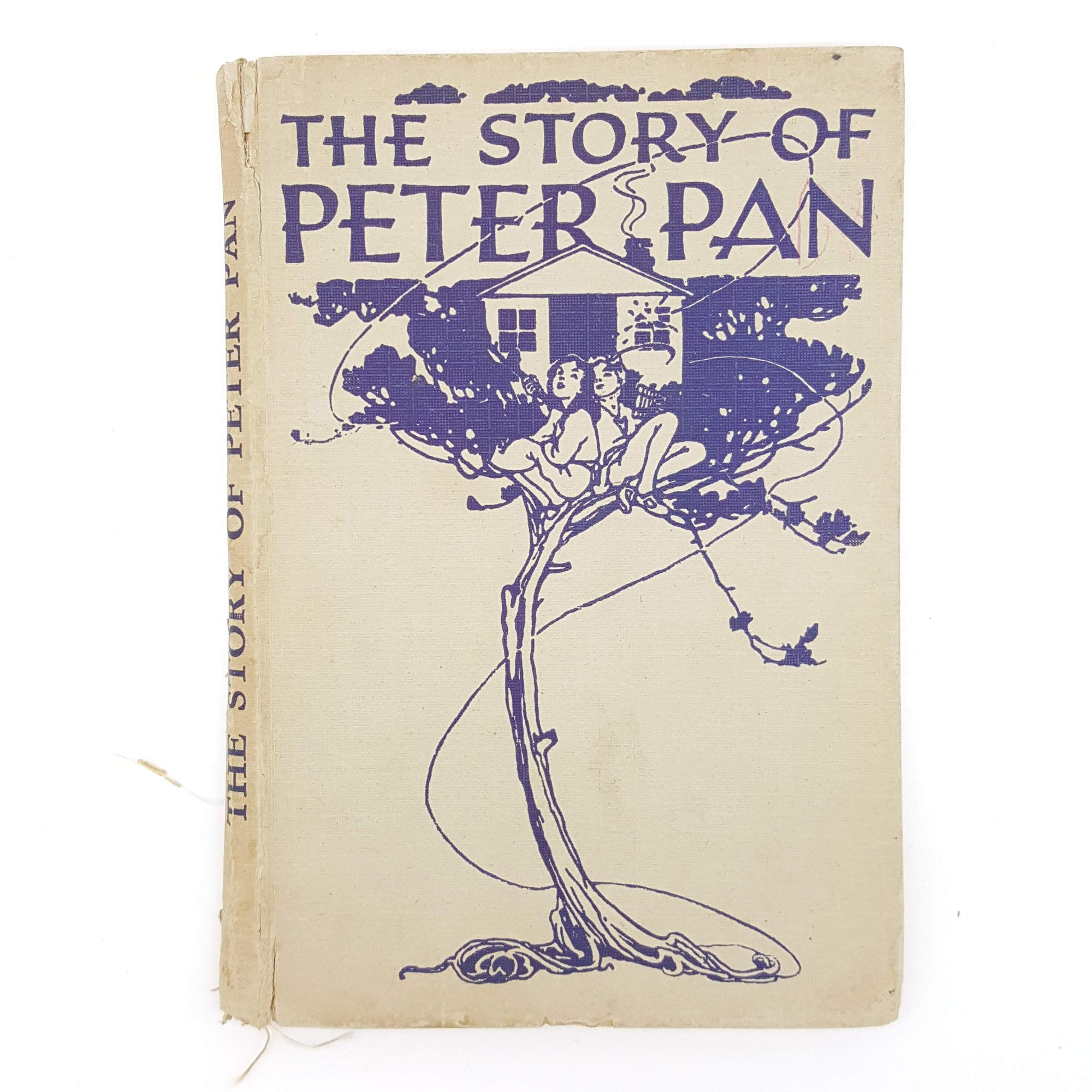 The Story of Peter Pan by Daniel O'Connor 1952 Country House Library