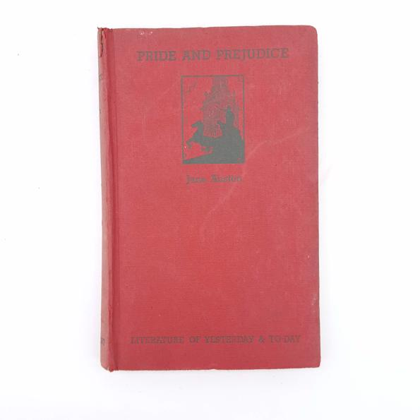 Pride and Prejudice by Jane Austen 1945 - Red Dent Country House Library
