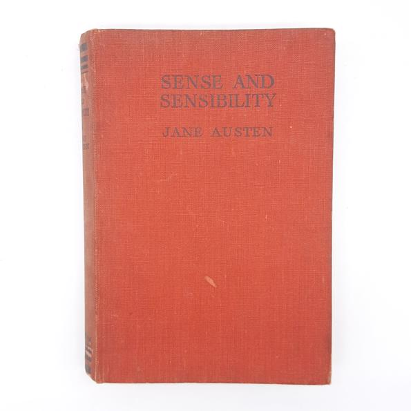 Jane Austen's Sense and Sensibility c.1947 - Foulsham Country House Library
