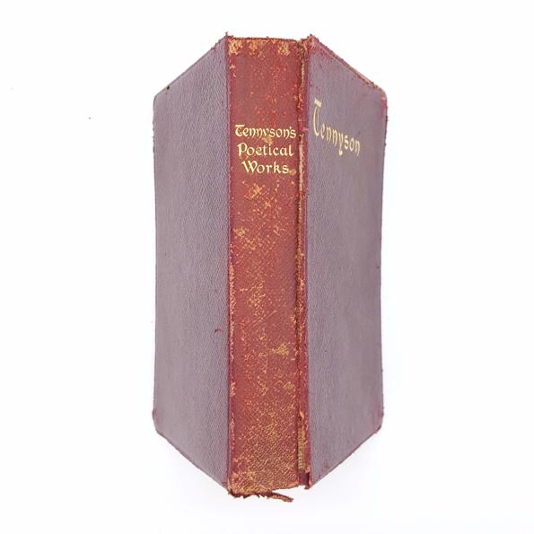 Tennyson's Poetical Works 1916 - Henry Frowde Country House Library