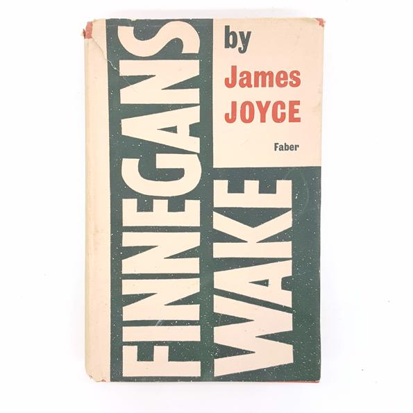 Jame Joyce's Finnegans Wake 1968 Country House Library