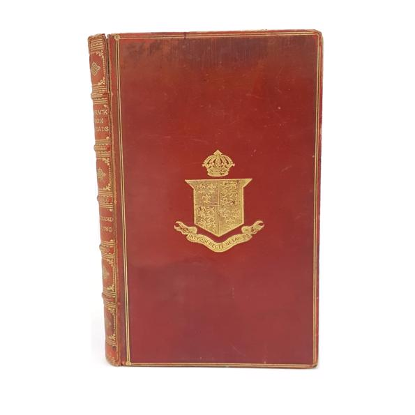Rudyard Kipling's Barrack Room Ballads 1911 Country House Library