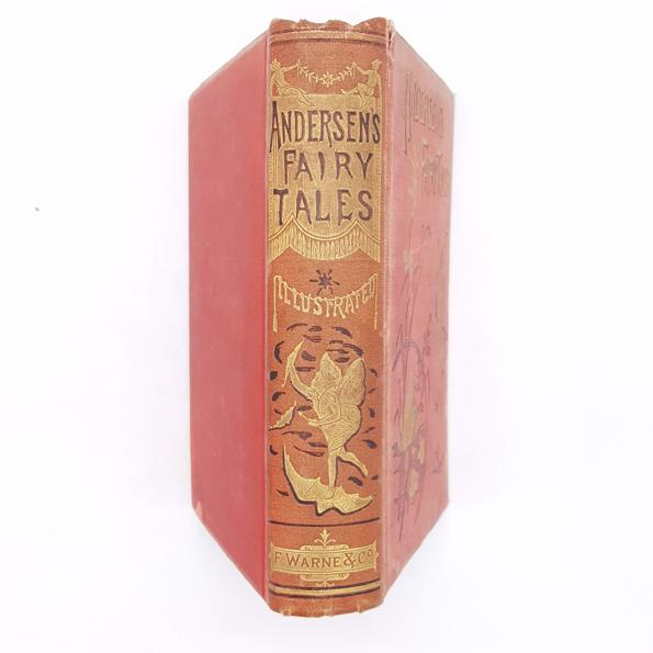 Andersen's Fairy Tales c.1880 - Frederick Warne Country House Library