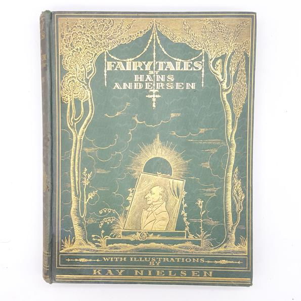 Fairy Tales by Hans Andersen c.1924 Country House Library