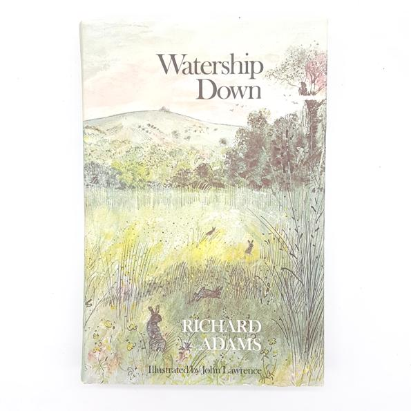 Watership Down by Richard Adams 1976 Country House Library