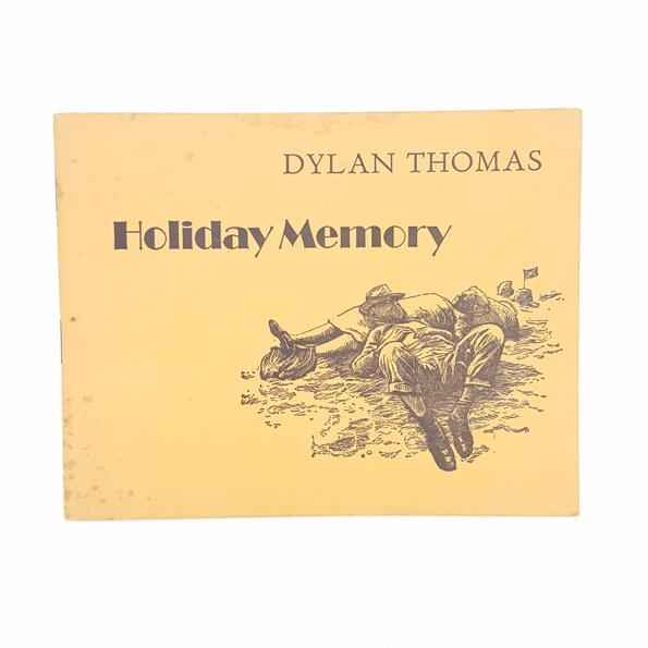 Holiday Memory by Dylan Thomas Country House Library