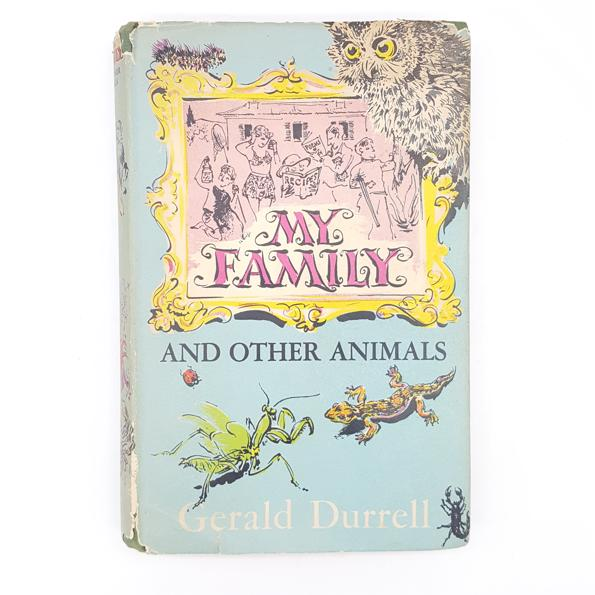My Family and Other Animals by Gerald Durrell 1956 Country House Library